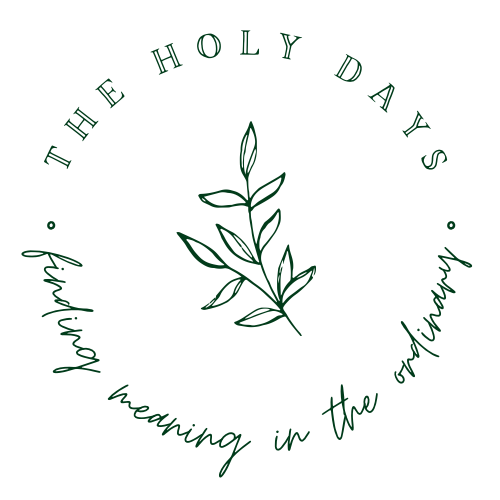 The Holy Days